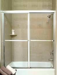 glass shower door liner trim replacement handle medium size of