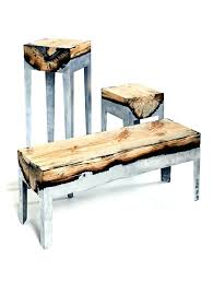 wooden metal table wooden table with metal frame impressed with minimalist aesthetics wooden table top metal