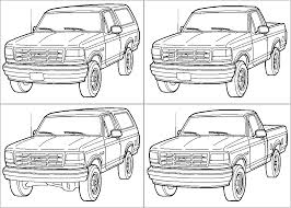 2001 ford f150 5 4 serpentine belt diagram inspirational 1983 ford bronco diagrams pictures videos and sounds