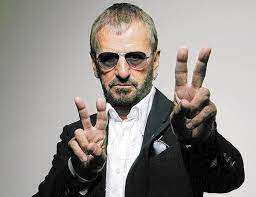 Ringo Starr is all about the peace and ...
