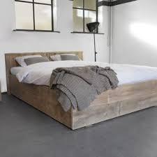 Custom Made Pinewood Bed