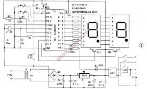 electronic circuits 8085 projects  blog archive steamer steamer rice cooker circuit timer switch using at89c2051 microcontroller 2
