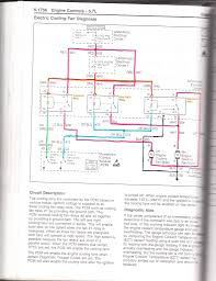 fans are not turning on help plz ls1tech comes for high speed then relay 2 and 3 come on causing the fans to be powered in parallel which is high speed here is a schematic hope this helps