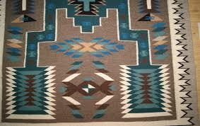 blue navajo rugs. Plain Navajo 387contemporarystormpatternnavajorugweaving004largejpg Throughout Blue Navajo Rugs Charleyu0027s