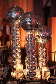Disco Ball Table Decorations