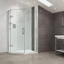 Decem Neo Angle Shower Enclosure| Roman Showers