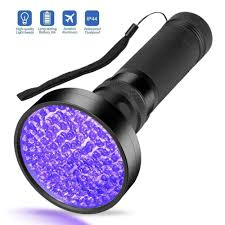 Can You See Bed Bugs With A Black Light Escolite Uv Flashlight Black Light Ultraviolet Blacklight Detector For Dog Urine Pet Stains And Bed Bug 100 Led Uv Flashlight