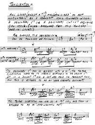 mike james jazz writing music related transcribing here are some examples