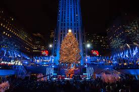 When Is Rockefeller Christmas Tree Lighting 2018 Rockefeller Center Christmas Tree Lighting 2018 Viewing Nyc