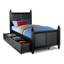 Value City Twin Beds Impressive City Furniture Beds Seaside Twin Bed ...