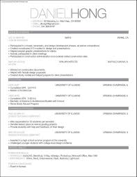 great looking resume templates samples examples format great looking resume templates