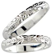 kazariya01 hawaiian jewelry pairing diamond silver wedding ring wedding rings ravages hawaii 2 book set p19jul15 rakuten global market