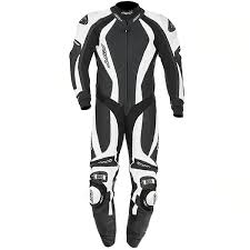 rst pro series cpx carbon 1 piece leather suit white thumb 0