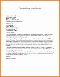 pharmacy intern cover letter examples cover letter examples  pharmacy intern cover letter examples