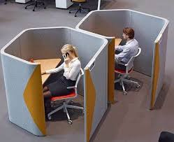 internal office pods. Acoustic Pods For Sales Staff Internal Office