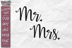 Really masl great looging imaes svgur.com. Mr Mrs Svg Wedding Svg 249535 Svgs Design Bundles