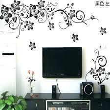 room decoration stickers stickers for wall decoration marvelous decorative wall decals baby giant flower stickers for