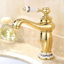 polished brass bathroom faucets polished brass bathroom faucets single hole
