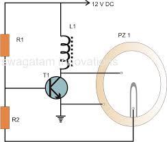 simple buzzer circuit piezo electric buzzer explained simple buzzer circuit