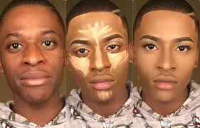 art and talent and insram can men wear makeup