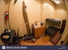 Cabinet War Museum Bedroom Used By Winston Churchill In The Cabinet War Rooms Bunker