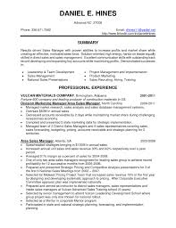 Words For Resume Skills And Abilities Good Profile Section