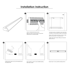 install led under cabinet lighting. lightbox moreview multifunction led under cabinet lighting fixture plugin installationeffect picture install led