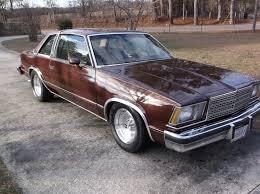 Chevrolet Malibu 1979 Cars for sale