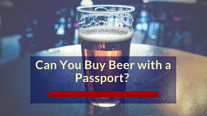 Passport With A Rush - You Beer Can Passport Buy My