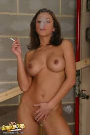 Hot Teen smoking cigarette and dildoing pussy Pichunter