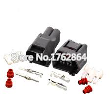 popular toyota wiring harness connectors buy cheap toyota wiring 5 sets lot auto 2 pin female male crank sensor wire harness waterproof connector for