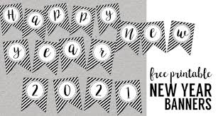 happy new year banner 2016. Exellent 2016 Happy New Year Banner Printable Throughout 2016 2