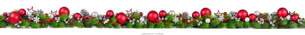Christmas Ornaments Border Christmas Ornaments Borders Images Stock Photos Vectors