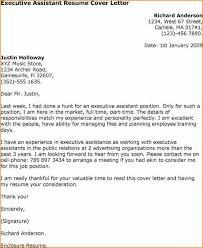 12 cover letter for executive secretary resume basic job examples of secretary resumes