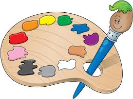 Image result for CLIP ART OF KID PAINTING