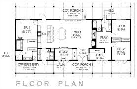 ranch house floor plans. Download California Ranch House Floor Plans Adhome
