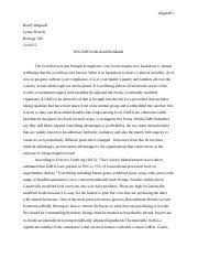 biol human biology s f state page course hero 4 pages brady wagstaff bio essay