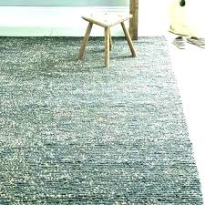 chunky jute rug wool and pottery barn reviews