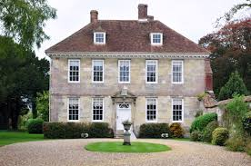 Early Georgian house in the UK