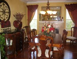Tuscan Dining Room Set - San diego dining room furniture