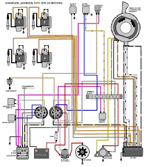 evinrude ignition switch wiring diagram with 1969 omc 55 also Wiring Schematics at Omc Wiring Diagrams Free