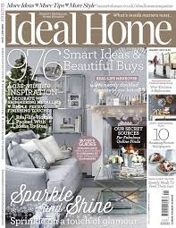 The UK has many interior design magazines and there are some iconic  worldwide publications, which
