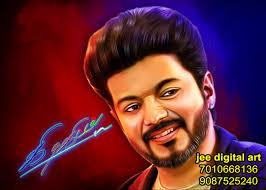 vijay 63 full hd digital art png free