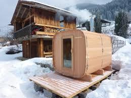 Sauna Bois Avec Chauffage Au Bois