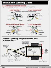6 wire trailer wiring diagram plug zhuju me