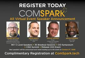 Comspark Speaker Announcement | Comspark | cdomagazine.tech
