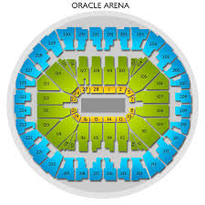 Oakland Arena Seating Chart 78 Comprehensive Golden State Warriors Seating Map