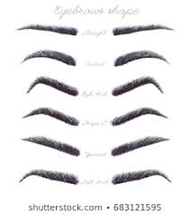 Eyebrow Shaping Images Stock Photos Vectors Shutterstock