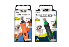 new dog nail grinders from wahl ease dreaded grooming task