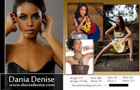 what is a comp card modeling 101 a models diary new dania denise comp card designs